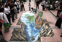 Amazing Street Art / Artists from around the World show off their incredible work.