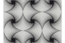 ilizyon ve zentangle