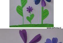 Výtvarné náměty / Pro děti do školky