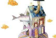 ilustracja kolor