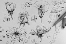 Disegnare fiori