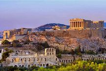 Greece / So many reasons to love Greece. Check out the full Fathom guide: http://shar.es/Vk1VL