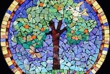 Mosaic designs / by Lynn Moore