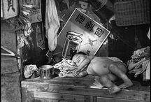 B&W Photojournalism / Real life human condition