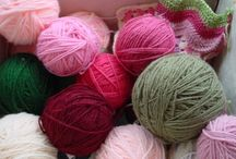 Crochet, Knitting and Wool / My little woollie projects