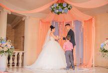 свадьба г. Владивосток / Организация и оформление свадебного торжества.
