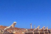 Delos island (Δήλος)