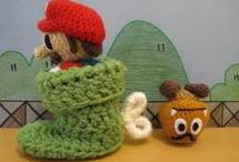 Amigurumi crochet / by Marsha Menace