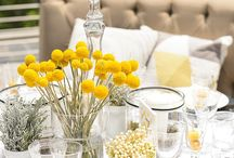 Roof Top Wedding Inspirations / Inspirations for your Roof Top Wedding