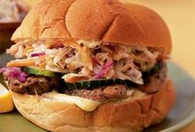 Great Sandwiches / Sandwiches in many styles and flavors