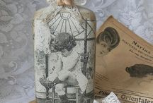 BoTtLeS DeCouPaGe