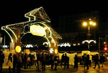 CHRISTMAS IN BUCHAREST / http://bucharest-travel.com/