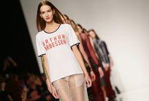 Trends F/W 2014 - 2015 / Ideas for next season from international runway