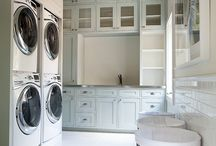 Laundry rooms / Decorate your laundry room