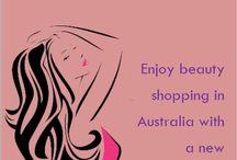 beauty shopping australia