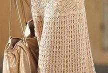 bohemy crochet and lace