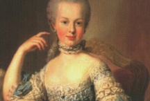 Marie Antoinette and all things French
