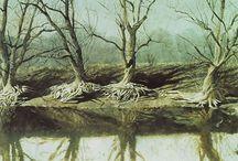 Jamie Wyeth / Artists who inspire me.