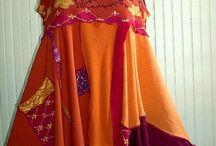 tunic dressing