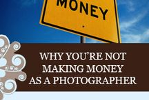 Photography for money..someday maybe / by Janet Merryfield