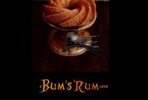 A Bum's Rum Cake Pin it, to Win it