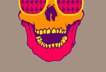 Koponya,csontok,occult