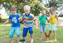 Jeux extérieurs pour enfants