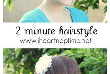hair  / by Rachel Huneycutt