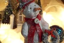 snowman, lumiukot