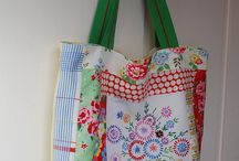 Recycled / Goodies to make from recycled materials