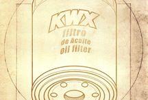 Filtros / Filtros de Aire, Aceite y Gasoliina KWX