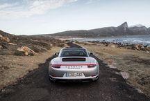 Porsche 911 GTS Y Panamera en Sudáfrica / Los periodistas internacionales tuvieron la oportunidad de probar la conducción de los nuevos Porsche 911 GTS y Panamera en Sudáfrica.