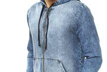 Jaquetas e moletons