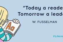 Children's Book Quotes / Quotes from beloved children's books or children's authors.