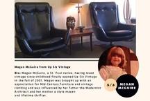 Vintage Style: Megan McGuire / Megan McGuire from Up Six Vintage (facebook.com/upsixvintage)