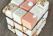 Кубик Рубика - десерт