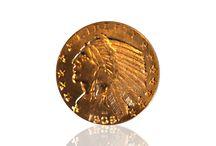 Coins & paper money