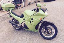 Motorcykles