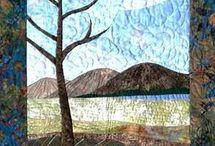 landscape quilting techniques