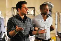 PSYCH - because... Dulé Hill and James Roday