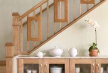 Armário / escada