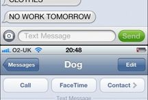 If ur DOG could message u