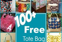 Sewing: Tote bags