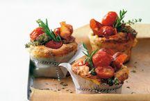Backen - herzhafte Muffins / Muffinrezepte