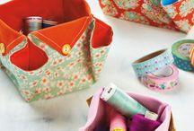Origami with fabrics