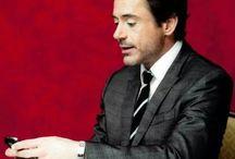 RDJ / Robert Downey Jr. The man. The legend.