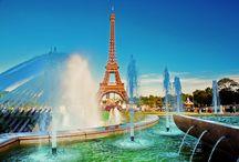 """Paris """"I love it"""""""