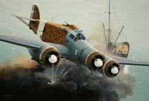 ww2 Italian Bombers