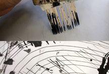 Calligraphy: handmade