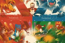 Nerdy Posters